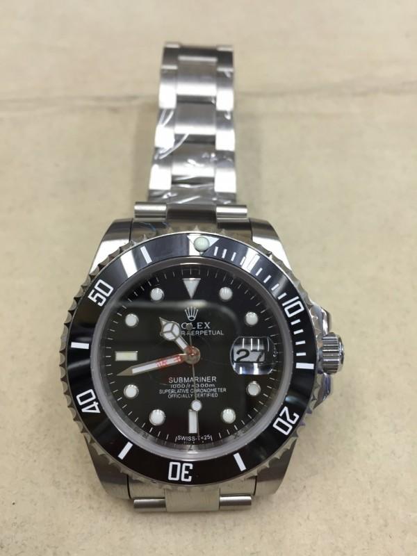 Réplica de relógio Rolex Submariner Grande 42mm  RSG-003