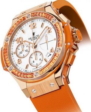 Réplica de relógio Réplica de Relógio Hublot Big Bang Orange
