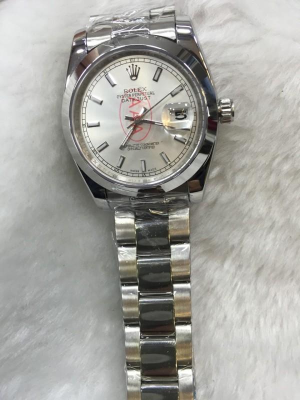 Réplica de relógio Rolex Datjust com Data RDD-007