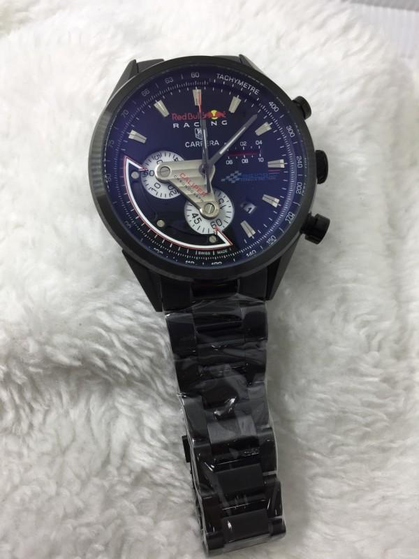 Réplica de relógio TAG Heuer Redbull Aço NRTHRBA-004