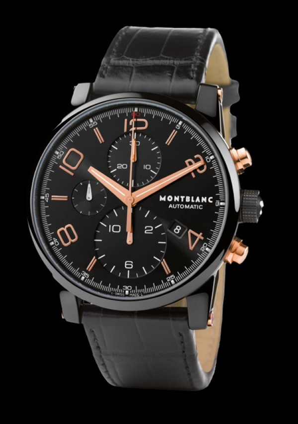 Réplica de relógio Réplica de Relógio Montblanc GMT New