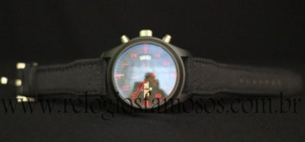 Réplica de relógio IWC TOP GUN PVD ( BIG ) - IWC03
