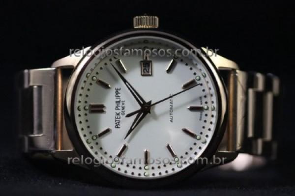 49596f62d32 Réplica de relógio RÉPLICA DE RELÓGIO PATEK PHILIPPE GENEVE AUTOMATIC ...