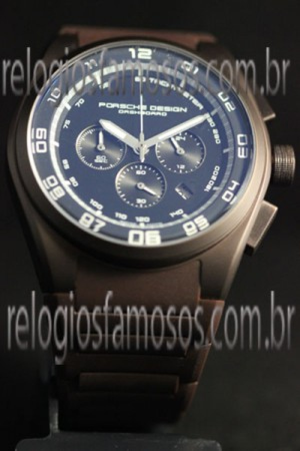 Réplica de relógio RÉPLICA DE RELÓGIO PORSCHE DESIGNER DRSHBOARD