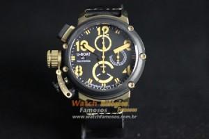 Réplica de relógio  U-BOAT ITALO FONTANA EDITION LIMITED