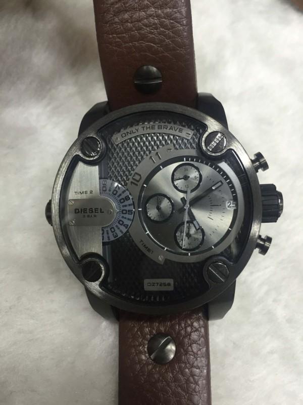 Réplica de relógio Diesel 3 Bar 2 Horas D3B2H-005