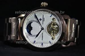 Réplica de relógio RÉPLICA DE RELÓGIO VACHERON CONSTANTIN GENEVE TOURBILLON