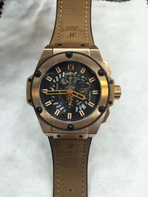 Réplica de relógio Hublot King Power  HKP-009
