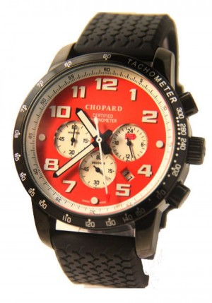 Réplica de relógio Réplica de relógio Chopard Mille Miglia Red