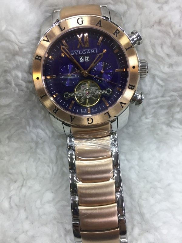 Réplica de relógio Bvlgari Automático BVA-0020
