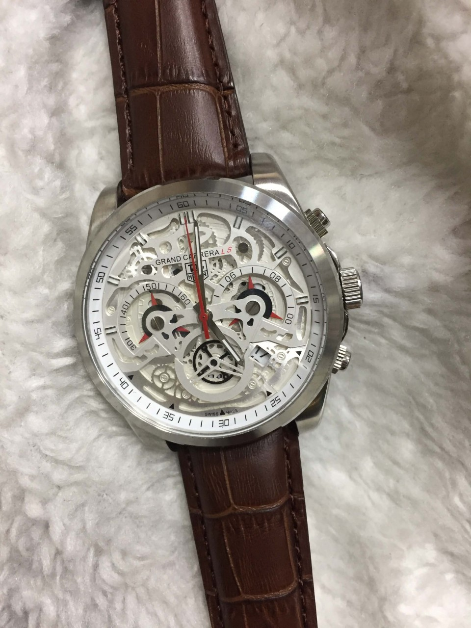 fb9409dd05a Réplicas de relógios Tag Heuer qualidade AAA em até 12X - Relógios ...
