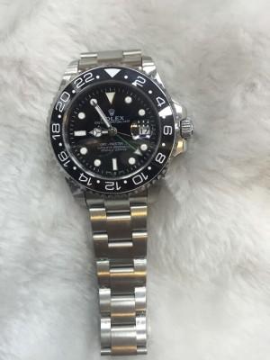 Réplica de relógio Rolex GMT Grande 42mm RGMTG-005