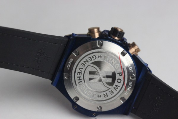 Réplica de relógio REPLICA DE RELOGIO HUBLOT KING POWER