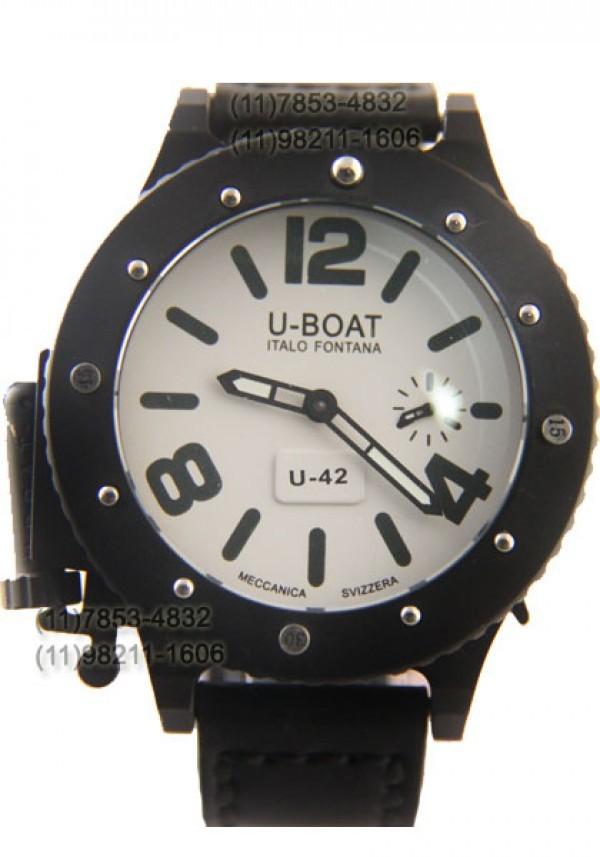 52f184bfa8c Réplica de Relógio U-Boat U-42 em até 3x sem juros no cartão.