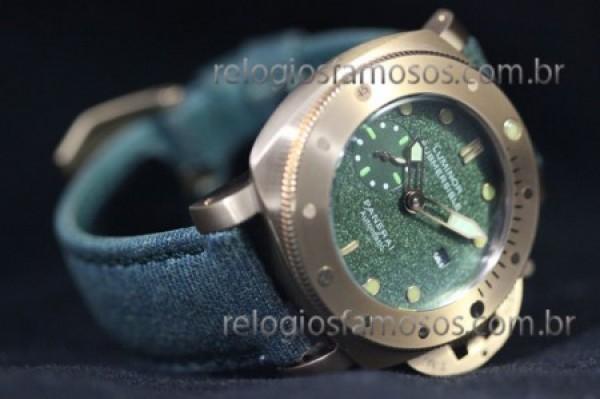 Réplica de relógio RÉPLICA DE RELÓGIO PANERAI LUMINOR SUBMERSIBLE AUTOMATC