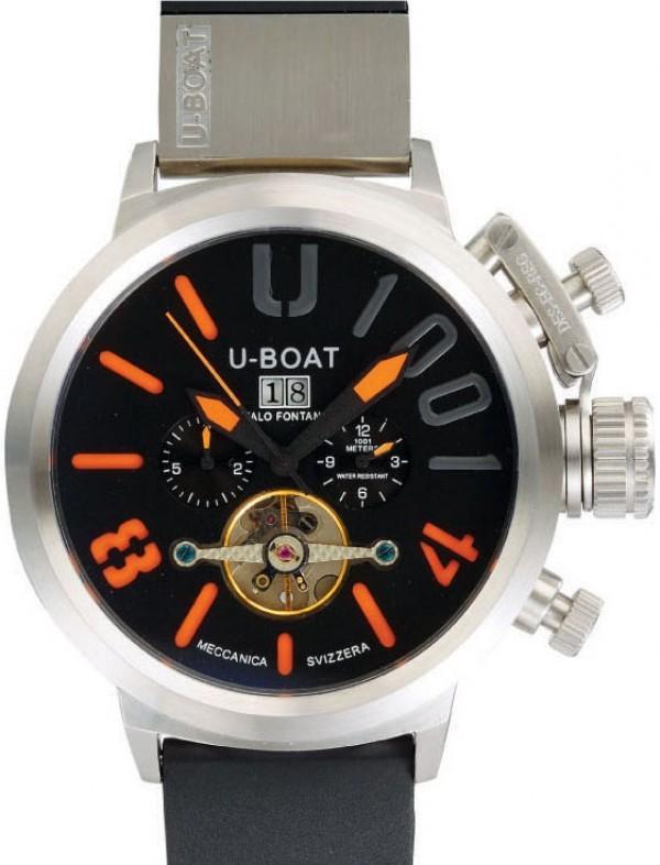 Réplica de relógio Réplica de Relógio U-Boat U-1001 Laranja