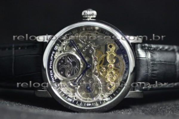 e7e2b644f6a Réplica de relógio REPLICA DE RELÓGIO PATEK PHILIPPE GENEVE TURBILION ...