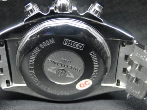 Réplica de relógio RÉPLICA DE RELOGIO BREITLING B-01 TURBILLION FUNDO PRETO - BRT25