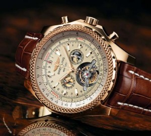 Réplica de relógio BREITLING MULLINER TURBILLION - BRT27