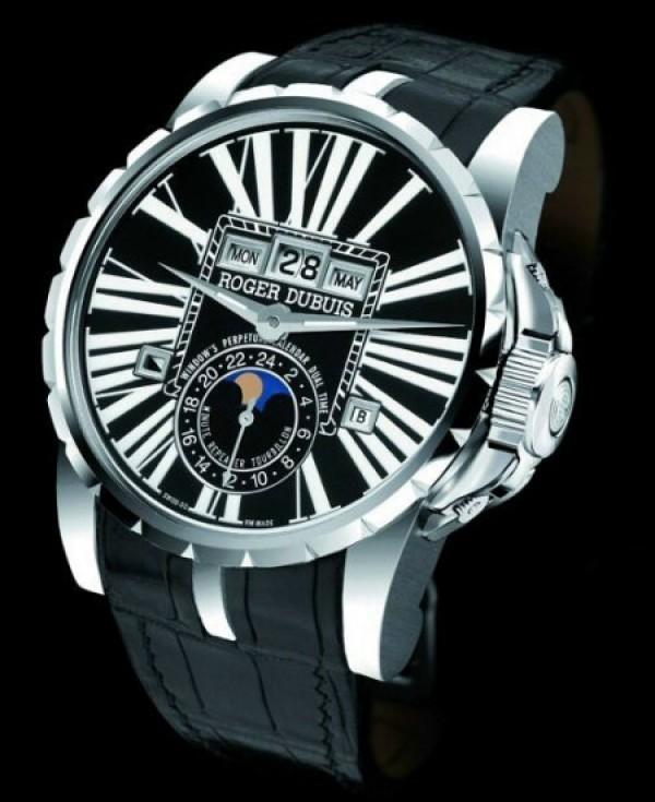 Réplica de relógio Réplica de Roger Dubuis Excalibur Minute