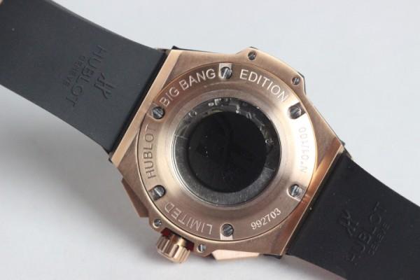 Réplica de relógio REPLICA DE RELOGIO HUBLOT BIG BANG DAY NIGHT