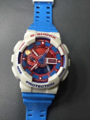 Réplica de relógio Casio G-Shock Ponteiro C/Digital GSCD-001