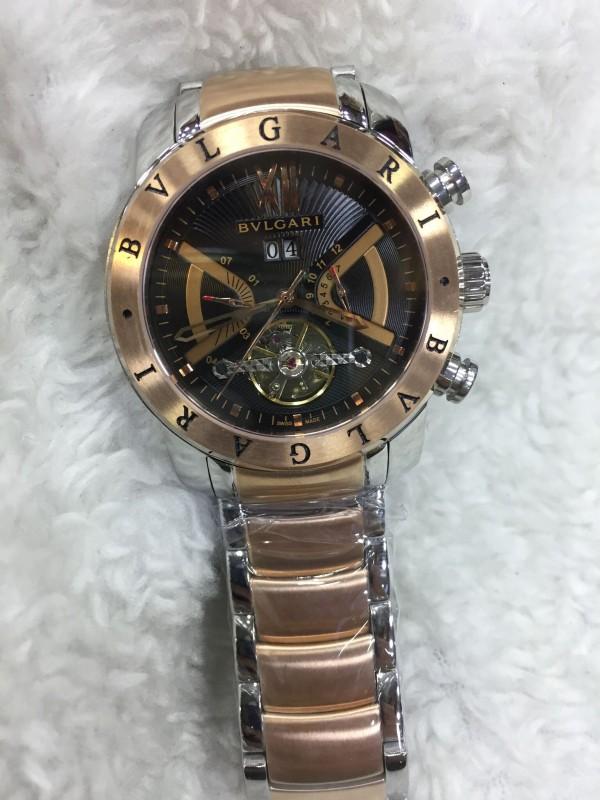 Réplica de relógio Bvlgari Automático BVA-007