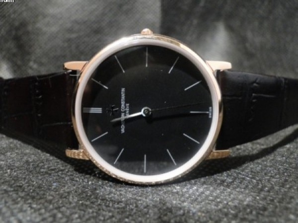 Réplica de relógio REPLICA DE RELOGIO VACHERON CONSTANTIN SLIM GOLD - VAC02