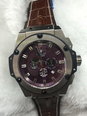 Réplica de relógio Hublot King Power  HKP-005