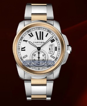 Réplica de relógio Réplica de Relógio Calibre Cartier