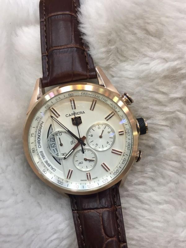 1570159c325 tag heuer pulseira couro nrthpc 007 em até 3x sem juros no cartãoréplica de  relógio tag ...