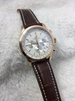 Réplica de relógio Breitling Pulseira Couro RBPCN-005