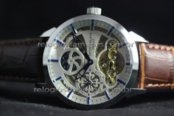 Réplica de relógio PATEK PHILIPPE GENEVE TURBILION