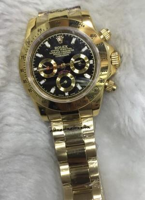Réplica de relógio Rolex Daytona Pulseira Aço RDPA-006