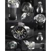 Réplica de relógio GRAHAM CHRONOFIGHTER