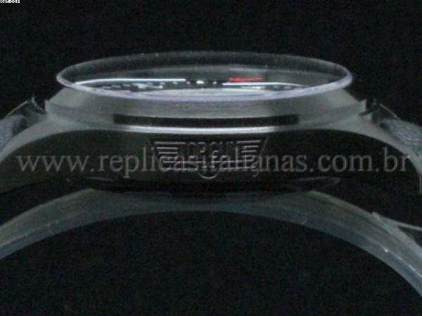 Réplica de relógio REPLICA DE RELOGIO IWC PILOT EDITION TOP GUN PVD - IWC02