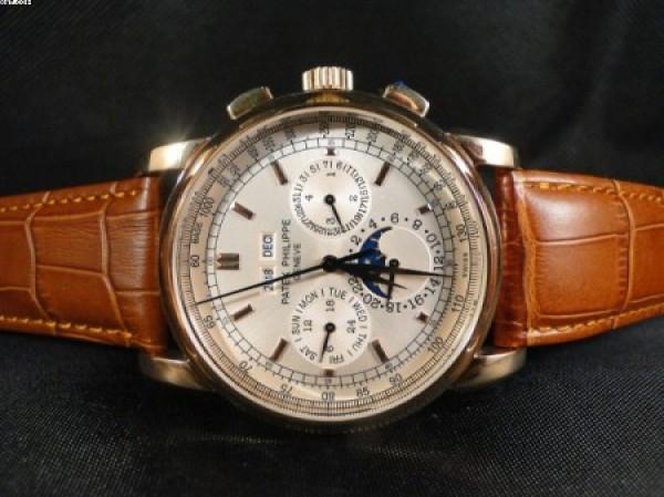 Réplica de relógio REPLICA DE RELOGIO PATEK PHILIPPE FASES DA LUA - PTK05