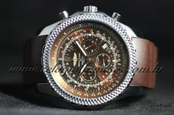 Réplica de relógio RELÓGIO BREITLING FOR BENTLEY MOTORS
