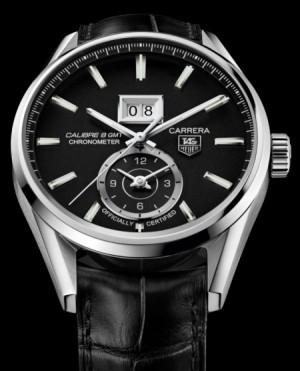 Réplica de relógio (NOVIDADE)REPLICA DE RELOGIO TAGHEUER CALIBRE 8 ( TAG2181)