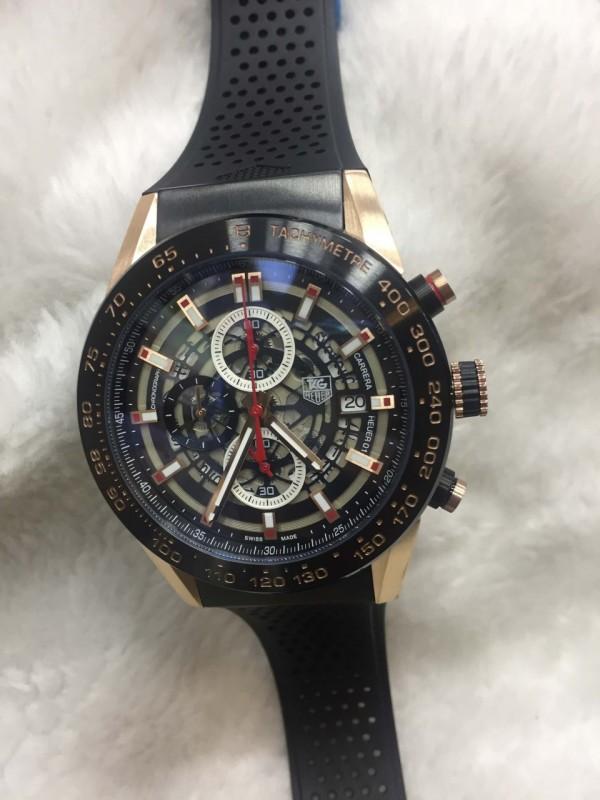 Réplica de relógio TAG Heuer Carreira Novo NRTHCN-001