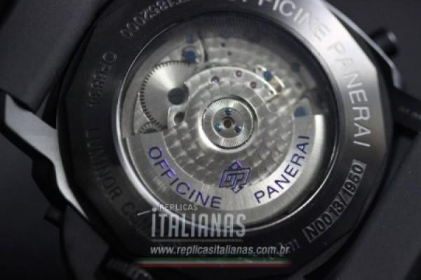 Réplica de relógio RÉPLICA DE RELÓGIO PANERAI LUMINOR REGATTA