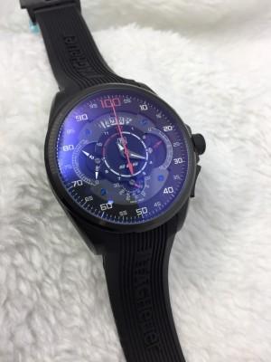Réplica de relógio TAG Heuer Mercedes BORRACHA NRTHMB-002