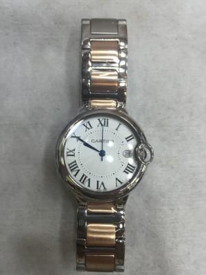 Réplica de relógio  Cartier BALLON BLEU  38mm CBBP-003