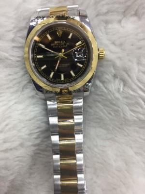 Réplica de relógio Rolex Datjust com Data RDD-0011