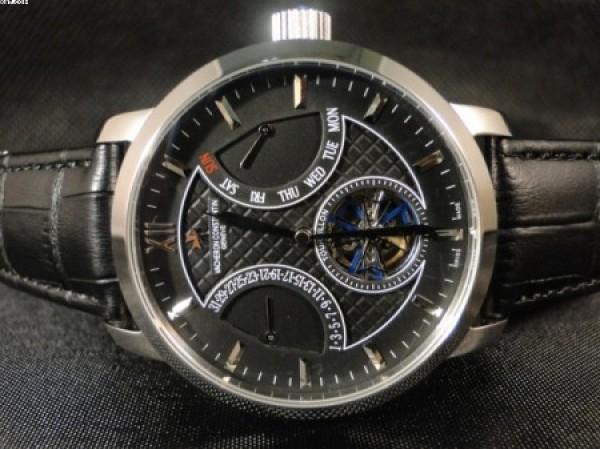 Réplica de relógio REPLICA DE RELOGIO VACHERON CONSTANTIN TURBILLION NEW PRATA - VAC04