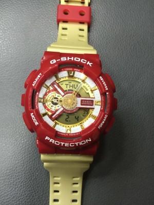 Réplica de relógio Casio G-Shock Ponteiro C/Digital GSCD-003