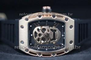 Réplica de relógio RÉPLICA DE RELÓGIO RICHARD MILLE CAVERA