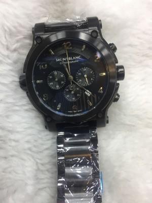 Réplica de relógio MontBlanc Aço RMBAN-004