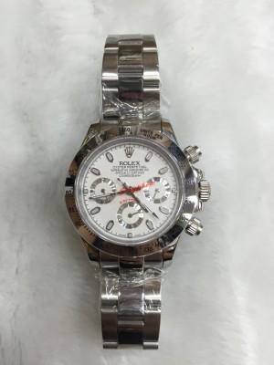 Réplica de relógio Rolex Daytona Feminino 40mm RDAF-002