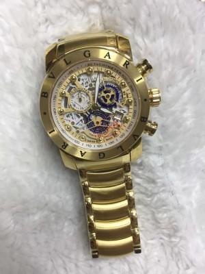 Réplica de relógio Bvlgari Novo Com Safira BVNCS-0012